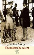 Cover-Bild zu Zweig, Stefan: Phantastische Nacht - Gesammelte Werke in Einzelbänden