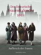Cover-Bild zu Der literarische Frauenkalender 2021