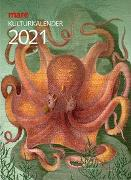 Cover-Bild zu mare Kulturkalender 2021