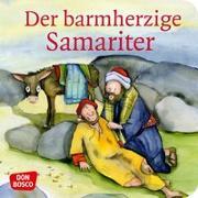 Cover-Bild zu Der barmherzige Samariter. Mini-Bilderbuch von Brandt, Susanne