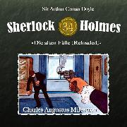 Cover-Bild zu Sherlock Holmes, Die alten Fälle (Reloaded), Fall 34: Charles Augustus Milverton (Audio Download) von Doyle, Arthur Conan