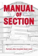 Cover-Bild zu Lewis, Paul: Manual of Section