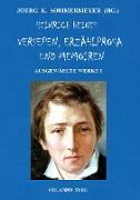 Cover-Bild zu Heine, Heinrich: Heinrich Heines Versepen, Erzählprosa und Memoiren. Ausgewählte Werke I