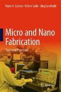 Cover-Bild zu Gatzen, Hans-Heinrich: Micro and Nano Fabrication