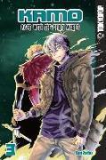 Cover-Bild zu Ban Zarbo: Kamo: Pact with the Spirit World manga volume 3 (English)