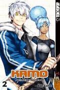 Cover-Bild zu Zarbo, Ban: Kamo - Pakt mit der Geisterwelt 02