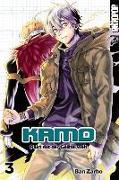 Cover-Bild zu Zarbo, Ban: Kamo - Pakt mit der Geisterwelt 03