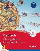 Cover-Bild zu Deutsch Übungsbuch Grammatik A1/A2 (eBook) von Dinsel, Sabine