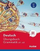 Cover-Bild zu Deutsch Übungsbuch Grammatik A1/A2 von Dinsel, Sabine