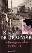 Cover-Bild zu Beauvoir, Simone de: Kriegstagebuch