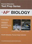Cover-Bild zu Preparing for the Biology AP* Exam (School Edition)