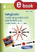 Cover-Bild zu Satzglieder handlungsorientiert erarbeiten 5-6 (eBook) von Legniti, Marylin