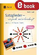 Cover-Bild zu Satzglieder - einfach märchenhaft (eBook) von Legniti, Marylin