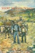 Cover-Bild zu Verga, Giovanni: Short Sicilian Novels (eBook)