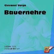 Cover-Bild zu Verga, Giovanni: Bauernehre (Ungekürzt) (Audio Download)