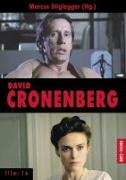 Cover-Bild zu Stiglegger, Marcus (Hrsg.): David Cronenberg