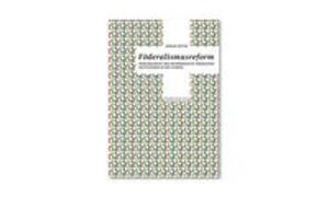 Cover-Bild zu Vatter, Adrian (Hrsg.): Föderalismusreform