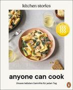 Cover-Bild zu Kitchen Stories: Anyone can cook