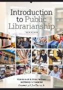 Cover-Bild zu de la Peña McCook, Kathleen: Introduction to Public Librarianship (eBook)