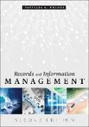 Cover-Bild zu Franks, Patricia C.: Records and Information Management (eBook)