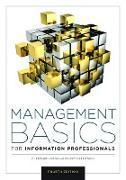 Cover-Bild zu Evans, G. Edward: Management Basics for Information Professionals (eBook)