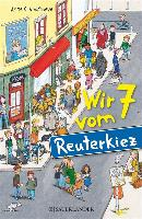 Cover-Bild zu Voorhoeve, Anne C.: Wir 7 vom Reuterkiez (eBook)