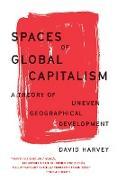 Cover-Bild zu Harvey, David: Spaces of Global Capitalism (eBook)