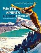 Cover-Bild zu Winter Sports in Vintage Poster Art