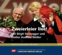 Cover-Bild zu Zweierleier live!
