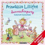 Cover-Bild zu Prinzässin Lillifee - Sunneschiinparty