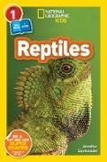 Cover-Bild zu eBook National Geographic Reader: Reptiles (L1/Co-reader) (National Geographic Readers)