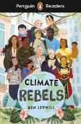 Cover-Bild zu eBook Penguin Readers Level 2: Climate Rebels (ELT Graded Reader)
