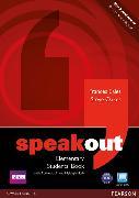 Cover-Bild zu Speakout Elementary Students' Book (with DVD / Active Book) & MyLab von Eales, Frances