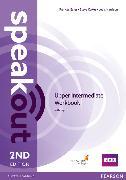 Cover-Bild zu Speakout 2nd Edition Upper Intermediate Workbook with key von Harrison, Louis