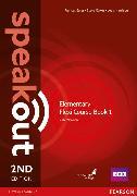 Cover-Bild zu Speakout Elementary 2nd Edition Flexi Coursebook 1 Pack von Eales, Frances