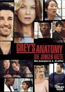 Cover-Bild zu Grey's Anatomy - 1. Staffel von Horton, Peter (Reg.)