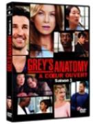Cover-Bild zu Grey's Anatomy - Saison 1 von Horton, Peter (Reg.)