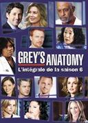 Cover-Bild zu Grey's Anatomy - Saison 6 von Rhimes, Shonda (Reg.)