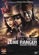 Cover-Bild zu Lone Ranger - Naissance d'un Héros von Verbinski, Gore (Reg.)