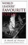 Cover-Bild zu Calmy-Rey, Micheline (Solist): World Leaders' Favourite Poems: A Book of Peace