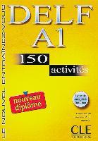 Cover-Bild zu DELF A1 Nouveau diplôme. 150 activités