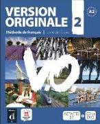 Cover-Bild zu Version originale A2 / Kursbuch mit Audio-CD + DVD