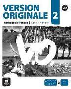 Cover-Bild zu Version originale A2. Arbeitsbuch mit Audio-CD