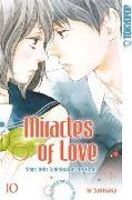 Cover-Bild zu Miracles of Love - Nimm dein Schicksal in die Hand 10 von Sakisaka, Io
