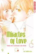 Cover-Bild zu Miracles of Love - Nimm dein Schicksal in die Hand 09 von Sakisaka, Io