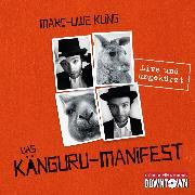 Cover-Bild zu Das Känguru-Manifest (Audio Download) von Kling, Marc-Uwe