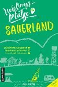 Cover-Bild zu eBook Lieblingsplätze Sauerland