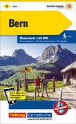 Cover-Bild zu Region Bern Wanderkarte Nr. 9. 1:60'000