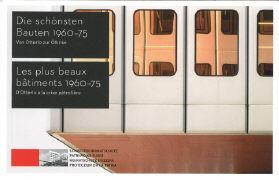 Cover-Bild zu Die schönsten Bauten 1960-75 / Les plus beaux bâtiments 1960-75