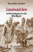 Cover-Bild zu Landmädchen (eBook) von Gruber, Roswitha